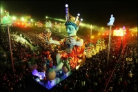 Большой карнавал в Ницце