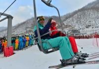 Первый горнолыжный курорт открылся в Северной Корее