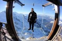 Головокружительный аттракцион открылся в Альпах