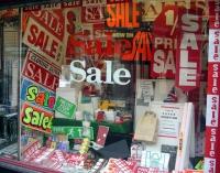 Сезон зимних распродаж начался в Чехии