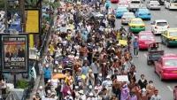 Авиакомпании не собираются отменять свои рейсы в Бангкок