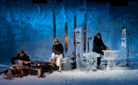 Фестиваль ледяной музыки пройдет в Норвегии