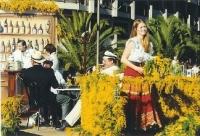 Фестиваль мимоз пройдет на Лазурном берегу