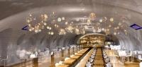 Рестораны и бассейны появятся в парижском метро
