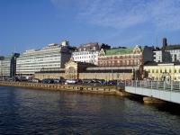 В Хельсинки был открыт старый крытый рынок
