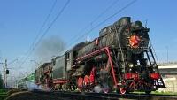 Туристы Ленинградской области смогут покататься за ретропоезде