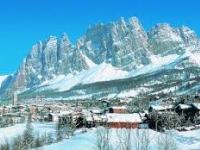 Италия. Горные лыжи