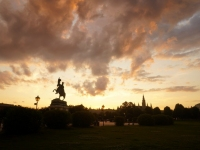 Путешествие по Европе, Вена и Зальцбург