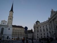 Путешествие по Европе, Венеция и Вена