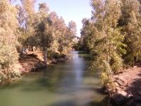Ярденит - место крещения на реке Иордан