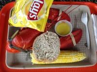 Пляжная еда