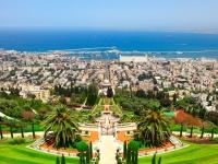 Расстояния между городами в Израиле