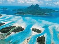 Лучшим островом для отдыха признали Бора-Бора