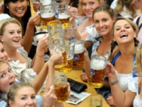 Немцы пьют меньше пива