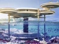 Подводный отель в ОАЭ