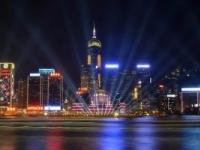 Гонконг поражает яркостью