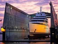 Самая большая в мире яхта