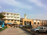 В Иордании началось строительство нового курорта