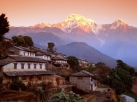 Наводнение угрожает туризму Непала