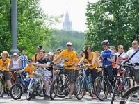 На День молодежи в Москве ожидается большой велопарад