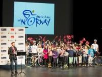 Велогонка в Норвегии обещает стать самой красивой в мире