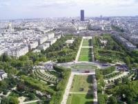 В Париже пройдет выставка новых пейзажей городского центра