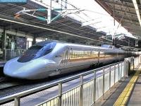 В Японии прошел тестирование новый сверхскоростной поезд