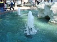 В Туапсе ввели штраф за купание в городском фонтане