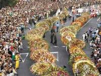 Колумбия ожидает множество гостей на Празднике цветов