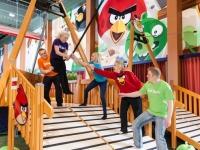 Строительство парка Angry Birds началось на Канарах
