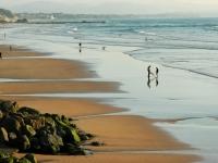 Штрафные санкции были введены во Франции за купание не в положенном месте