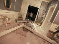 Резиденцию Каддафи превратят в общественный парк