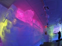 В Нью-Йорке открылся ледяной бар