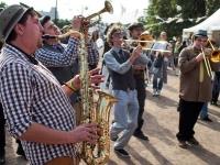 В Москве впервые пройдет фестиваль шагающих оркестров