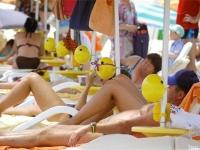 Болгарские пляжи предлагают своим отдыхающим пользование сейфами