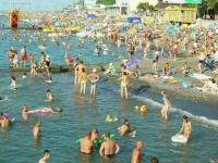 Число туристов посещающих Сочи уменьшилось в несколько раз