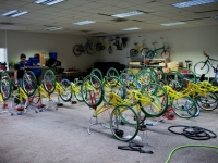 В Вене появились бесплатные велосипедные мастерские