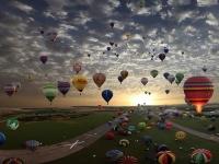 В Ярославской области состоится фестиваль воздухоплавотелей