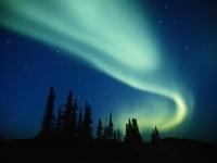 Сезон северного сияния стартовал в Финляндии
