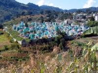 Гватемала приглашает посетить кладбище