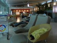 В Аэропорту Хельсинки появится зона для отдыха