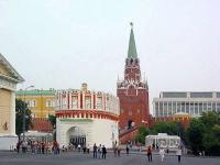 Москва предлагает ходить туристам пешком