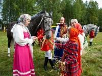 """В музее """"Малые Корелы"""" пройдет ежегодный праздник лошади"""