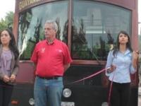 В Мексике появился новый экскурсионный трамвайный маршрут