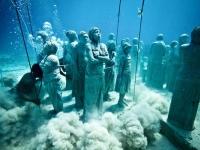 Музей Канкуна открыл экспозицию на суше