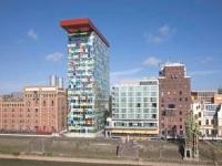 В Дюссельдорфе открылся новый отель