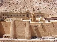 Для туристов был закрыт один из монастырей на Синайском полуострове