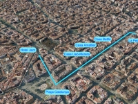 Центр Барселоны станет еще более комфортным для туристов