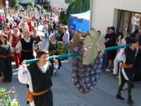 В Германии пройдет винный фестиваль