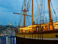 Затонула одна из самых популярных достопримечательностей Марселя